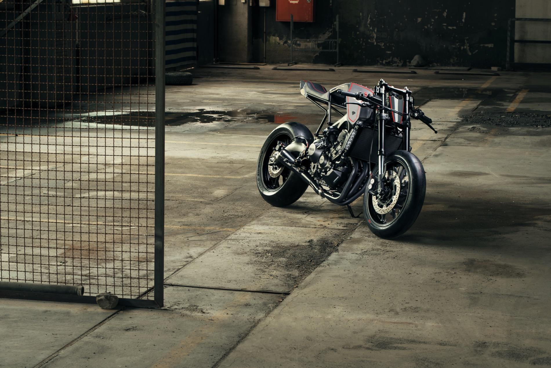 DA13 Yamaha XSR 900 Aka AEon