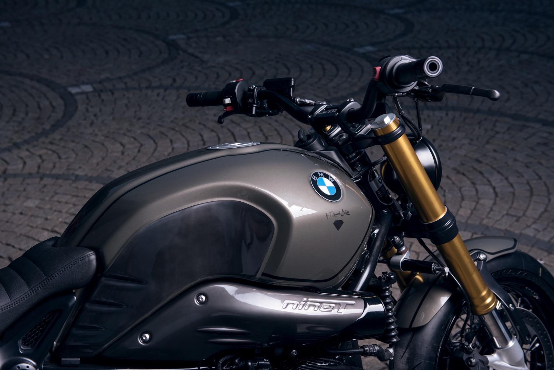 Diamond Atelier Custom Motorcycle Brand